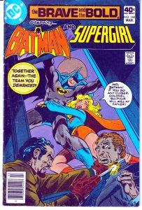 Brave and The Bold #  157, 160, 167, 173  Supergirl, Kamandi, Blackhawks,
