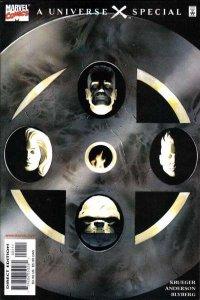 Universe X 4 -Fantastic Four - #1, NM (Stock photo)