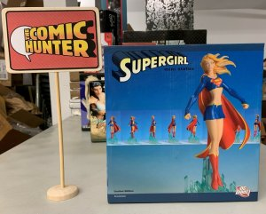 Supergirl Mini Statue DC Direct Limited Edition