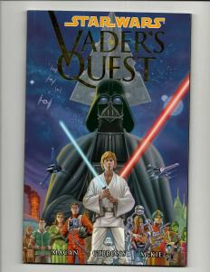 Star Wars Vader's Quest Dark Horse Comics TPB Graphic Novel Skywalker Jedi J371