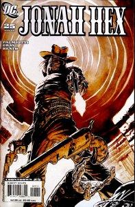 Jonah Hex #25 (2008)