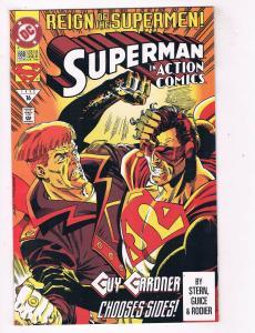 Action Comics #688 VF/NM DC Comics Comic Book Superman Jul 1993 DE41 AD18