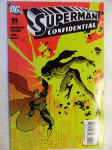Superman Confidential #11 (2008)