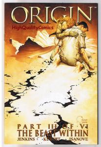 ORIGIN #3, WOLVERINE, NM, Joe Quesada, Kubert, 2001, more in store