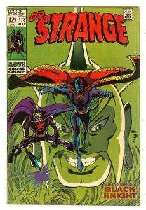 Doctor Strange 178   Black Knight