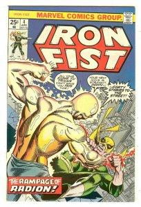 Iron Fist 4