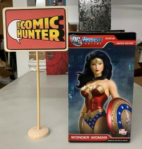 DC Universe Online Wonder Women Limited Edition Based On The Art Of Jim Lee