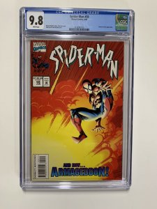Spider-man 59 Cgc 9.8 White Pages Marvel 1995
