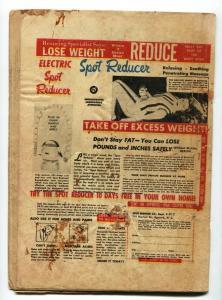 Astonishing #14 1952- Child acid bath!- Atlas Horror golden-age G-
