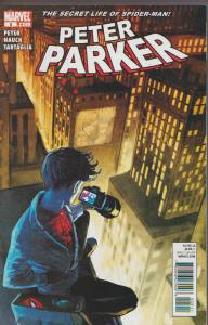 SALE! - PETER PARKER - THE SECRET LIFE OF SPIDER-MAN #5 MARVEL , BAG & BOARD