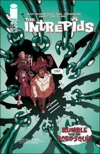 Intrepids, The #5 VF/NM; Image | save on shipping - details inside