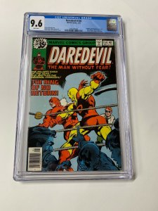 Daredevil 156 Cgc 9.6 White Pages Marvel 1980 2060495008