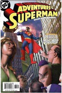 Adventures of Superman #634 NM+