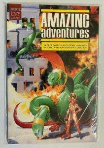 Amazing Adventures #1 GN 8.0 VF (1988) graphic novel