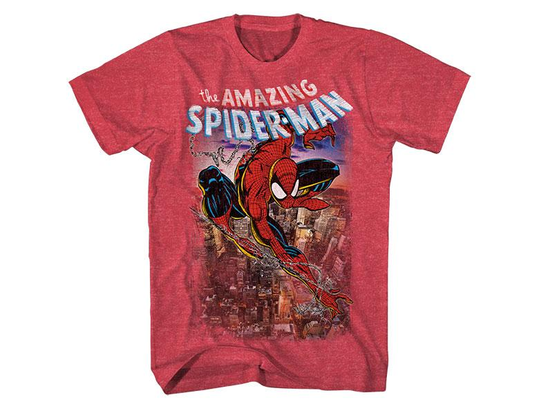 CLASSIC SPIDER-MAN  T-SHIRT