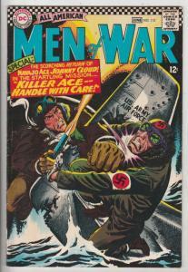 All-American Men of War #115 (Jun-66) NM- High-Grade Johnny Cloud