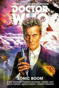 Doctor Who: The Twelfth Doctor Year 2 HC #3 VF/NM; Titan | save on shipping
