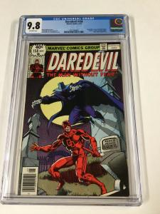 Daredevil 158 Cgc 9.8 Ow Pages 2031384004 Marvel