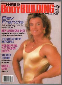 Female Bodybuilding #2 2/1987-Cory Everson-Bev Francis-pix-info-VF
