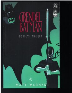 Batman / Grendel #1 (DC, 1993)