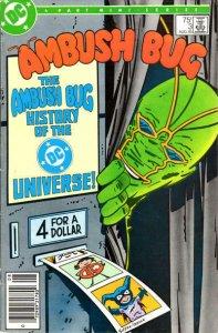 Ambush Bug #3 (Newsstand) VF; DC | save on shipping - details inside