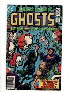 11 Comics Ghosts 86 Teen Titans 46 JLA 205 206 207 Arak 27 37 +MORE GB1