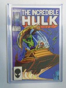 Incredible Hulk #331 8.0 VF (1987 1st Series)
