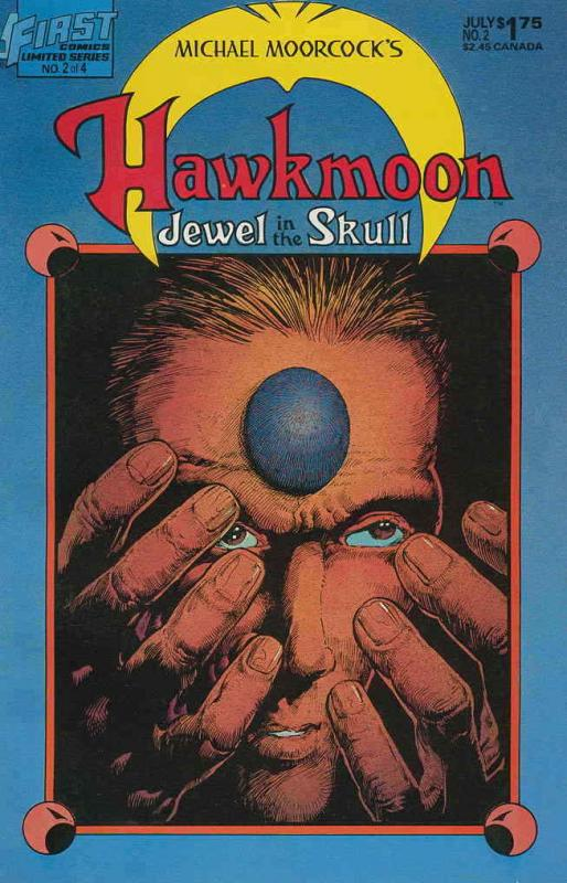 Hawkmoon: The Jewel in the Skull #2 VF/NM; First | save on shipping - details in