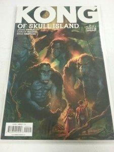 KONG of SKULL ISLAND #2, VF/NM, King Kong, 2016, Boom NW34