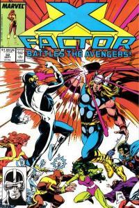X-Factor (1986 series) #32, NM- (Stock photo)