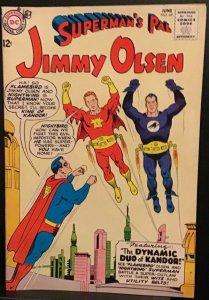 Jimmy Olsen, Superman's Pal  #69 (Jun-63) VF/NM+ High-Grade Jimmy Olsen