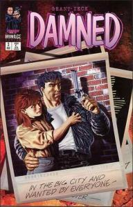 Image DAMNED (1997 Series) #3 NM