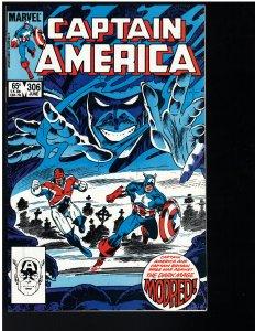 Captain America #306 (Marvel, 1985)