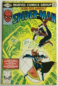 AMAZING SPIDER-MAN ANNUAL#14 VF 1980 MARVEL BRONZE AGE COMICS