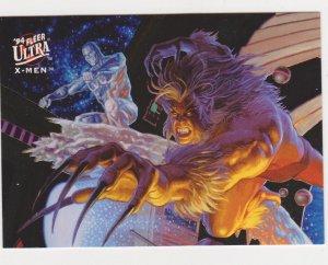 1994 Fleer Ultra X-Men #7 Iceman/Sabretooth