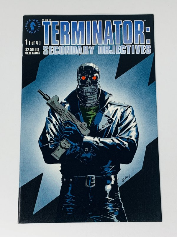 Terminator: Secondary Objectives #1 (1991) RA1