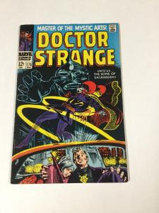 Dr. Doctor Strange 175 5.5 Fn- Fine- Marvel Silver Age