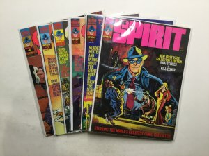 The Spirit 1-41 Plus Extras Magazine Lot Very Fine Vf 8.0 Warren Magazine