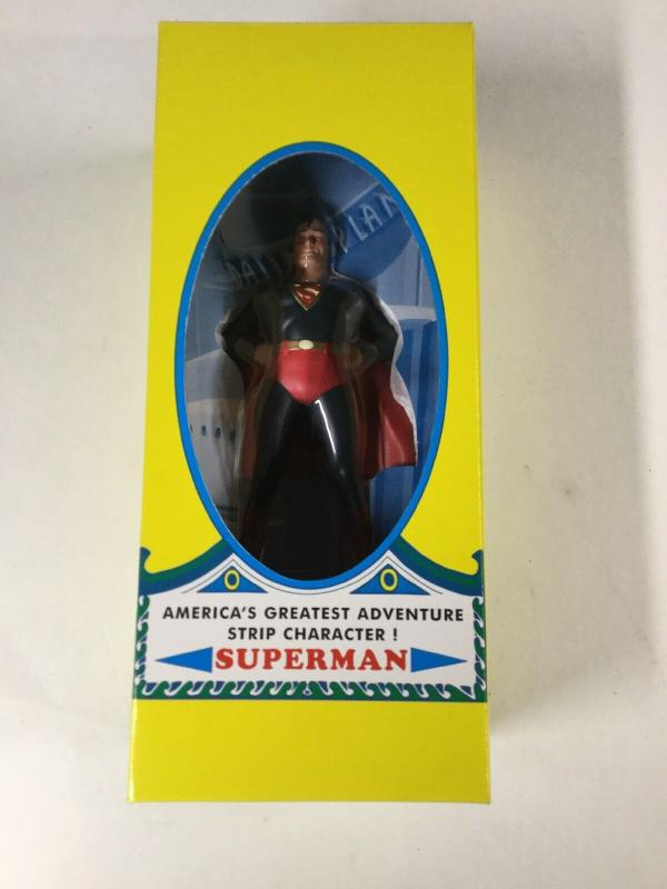 SUPERMAN Golden Age Statue Figurine * 8.5 Masterpiece Edition 1999