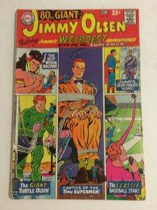 Superman's Pal Jimmy Olsen 104 Gd/vg Good/very Good 3.0 Dc
