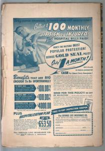 Ten Detective Aces 12/1946-Irene Endris-Talmage Powell-hardboiled crime pulp-VG