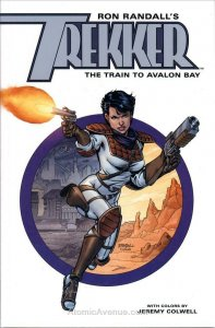 Trekker: The Train to Avalon Bay TPB #1 VF/NM; Dark Horse | save on shipping - d