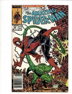 Lot Of 3 Amazing Spider-Man Marvel Comic Books # 318 320 322 NM Venom Goblin DS4