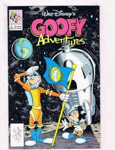 Goofy Adventures # 5 VF/NM Walt Disney/Marvel Comic Books Donald Mickey!!!! SW11
