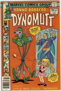DYNOMUTT (1978 HANNA BARBERA/MARVEL) 1 VF COMICS BOOK