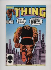 The Thing #23 (1985)