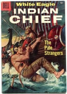 Indian Chief  #26 1957- Dell Western Silver Age VG/FN