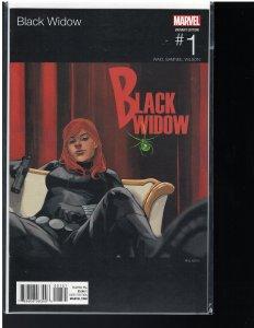 Black Widow #1 (Marvel, 2016)
