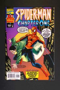 Spider-Man Chapter One #1 December 1998