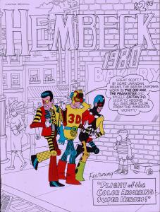 Hembeck (1980) #2 - 8.0 or Better - Superhero Satire Artist